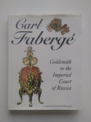 Libro Carl Fabergé