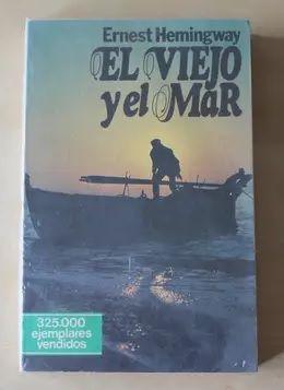 El viejo y el mar. Ernest Hemingway. Planeta.
