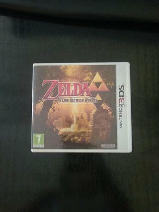 The Legend of Zelda; A Link Between Worlds 3DS