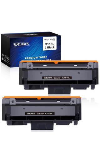 2 Toner D116L compatible con impresora Samsung