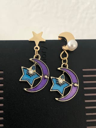 Boucles Earrings Ohrringe Pendientes Orecchini