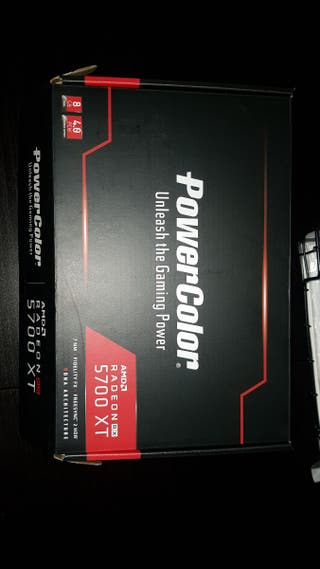 Tarjeta Grafica Radeon Rx 5700XT