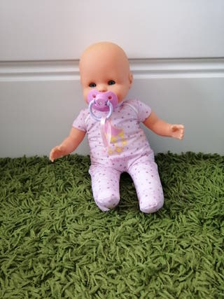 muñeco nenuco mi primer bebe