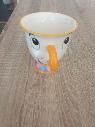 2 Tazas Chip de Disney