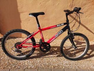 Bicicleta DTB speed 200