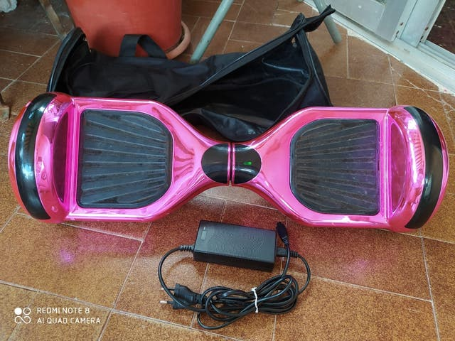 patenete eléctrico hoverboard