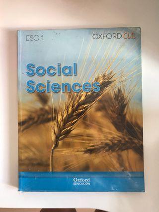 Social Sciences 1º ESO oxford