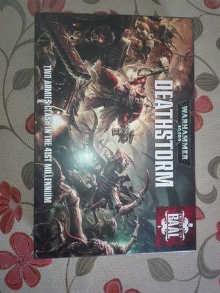 Warhammer 40000 deathstorm todo nuevo