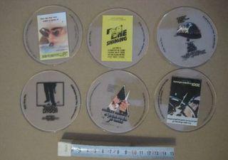 Posavasos Stanley Kubrick Especial coleccionistas.