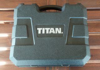 Maletín vacío caladora TITAN
