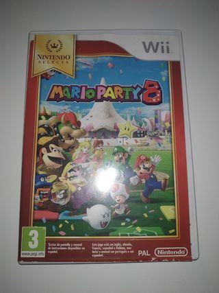 Mario party 8 para nintendo Wii