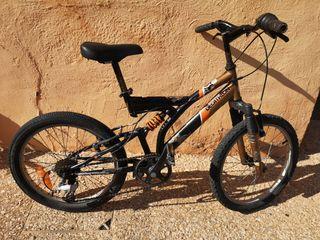 Bicicleta Rock raider 20 fs limited edition