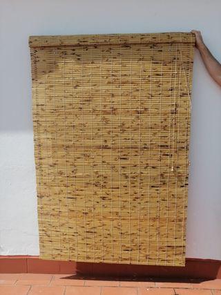 caña bambú 100% natural NUEVO