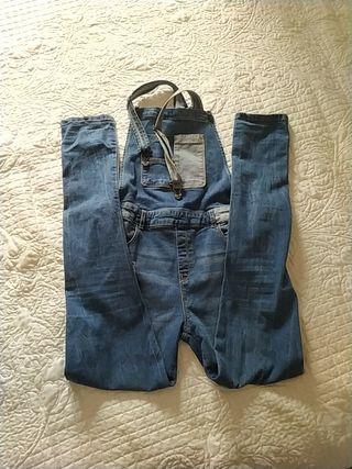 Peto pantalón largo