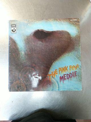 Pink Floyd, Meddle, Vinilo