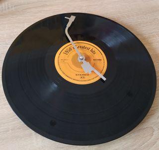 Reloj vinilo de pared 1950 Greatest hits
