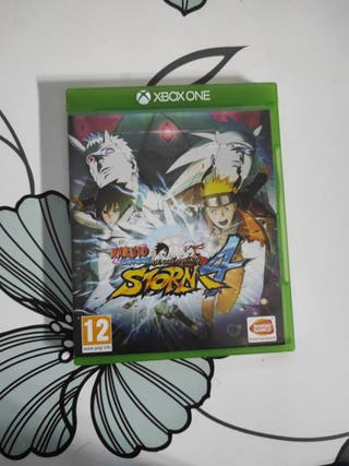 Naruto storm 4 xbox