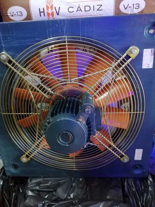 Ventilador extractor grande, a mitad de precio!