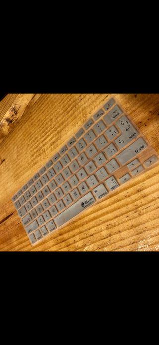 "Funda teclado MacBook Air 13"""