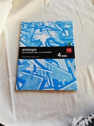 antología.
