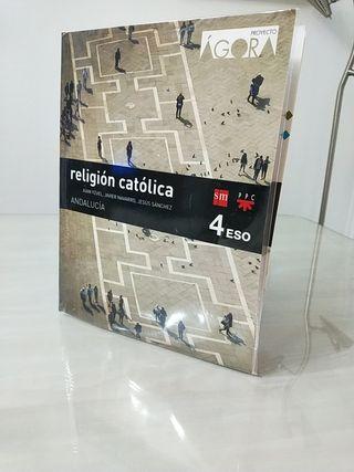Libro SM 4ESO / Religión Catolica