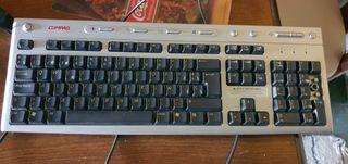 teclado Compaq antiguo