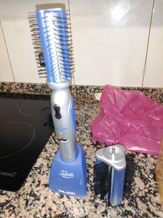 cepillo pelo electrico