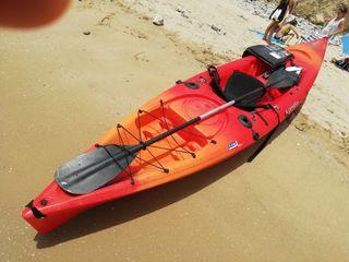 Kayak de una plaza
