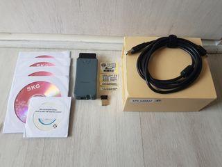 Dispositivo de Diagnosis VAS5054 para grupo VAG
