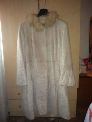 abrigo mujer largo