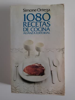 1080 RECETAS DE COCINA - SIMONE ORTEGA