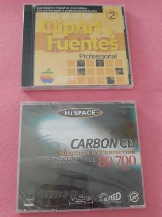 Clipart y Fuentes 2, Prensa Técnica