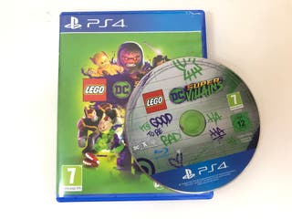 LEGO DC SUPER VILLAINS (PS4)