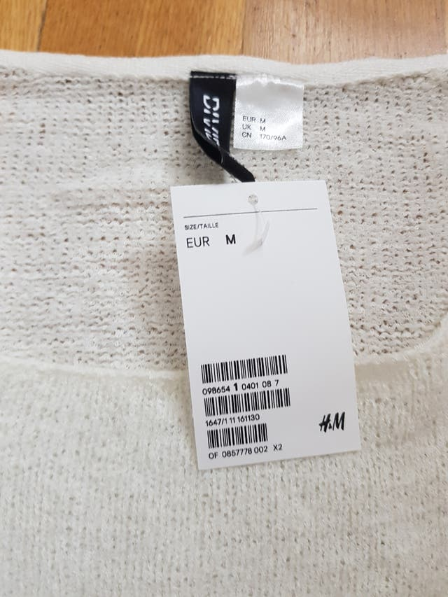 Jersey H&M