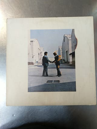 Pink Floyd, Wish You Were Here, Vinilo