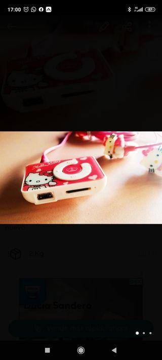 MP3 hello kitty