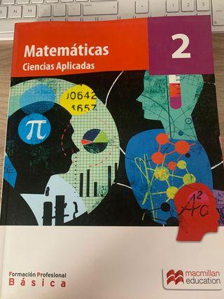Libro matemáticas 2 fpb macmillan