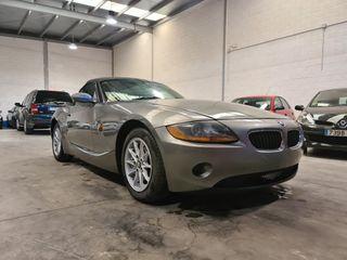 BMW Z4 2.2i 100.000km (inglés)