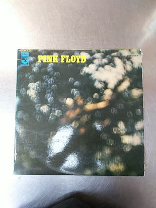 Pink Floyd, Obscured By Clouds, Vinilo