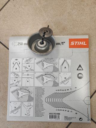 kit cuchilla Stihl