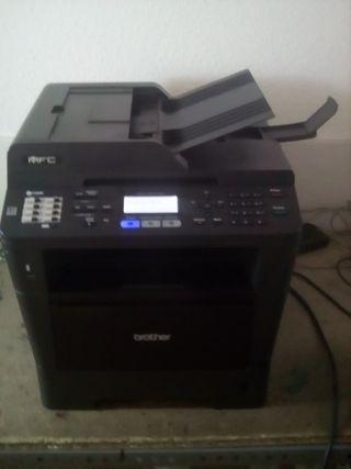 Impresora Multifuncion Brother MFC8510DN