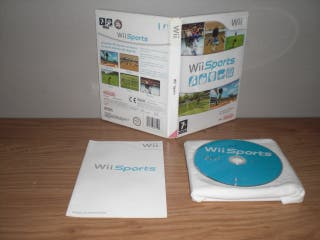 Wii sports (2006) nintendo wii
