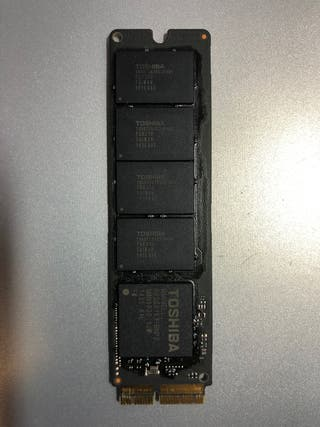 SSD PCIe Apple 128Gb