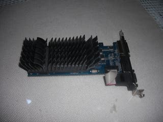 tarjeta gráfica Nvidia gtx 210 1BG