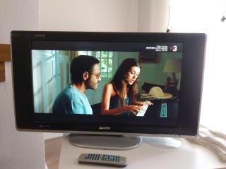 Televisor LCD SANYO 32 pulgadas TDT, HDMI, HDReady
