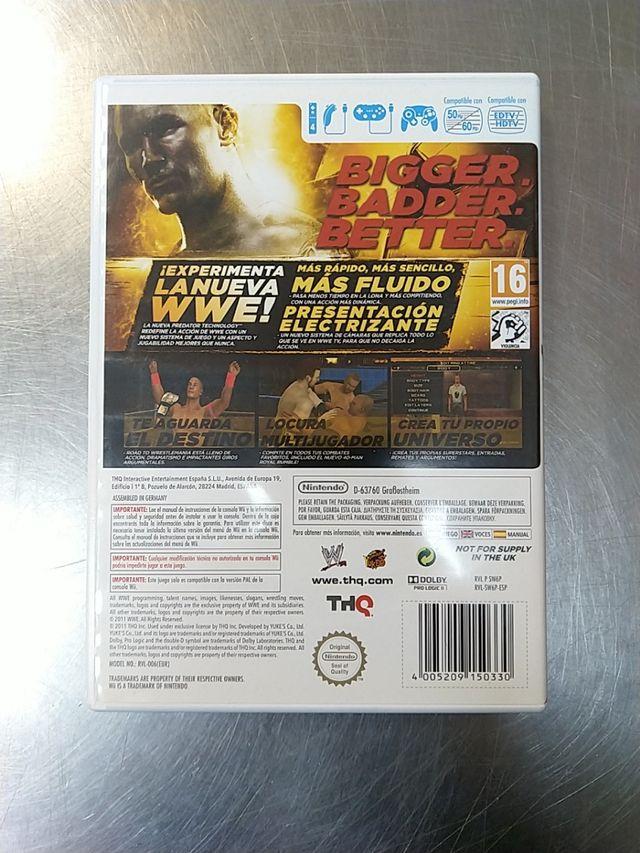 W12, Wii