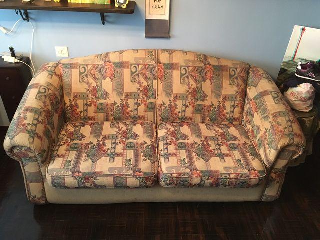 Sillón sofá tipo Chester no Ikea