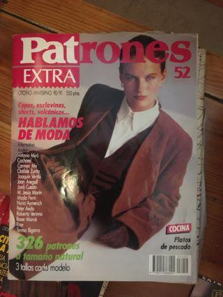 Revista Patrones años 90-91
