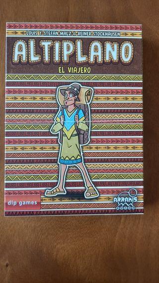 Altiplano El Viajero Juego de mesa