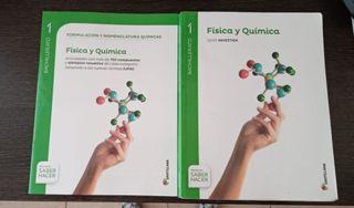 Libro de Física y Química - 1º Bachillerato